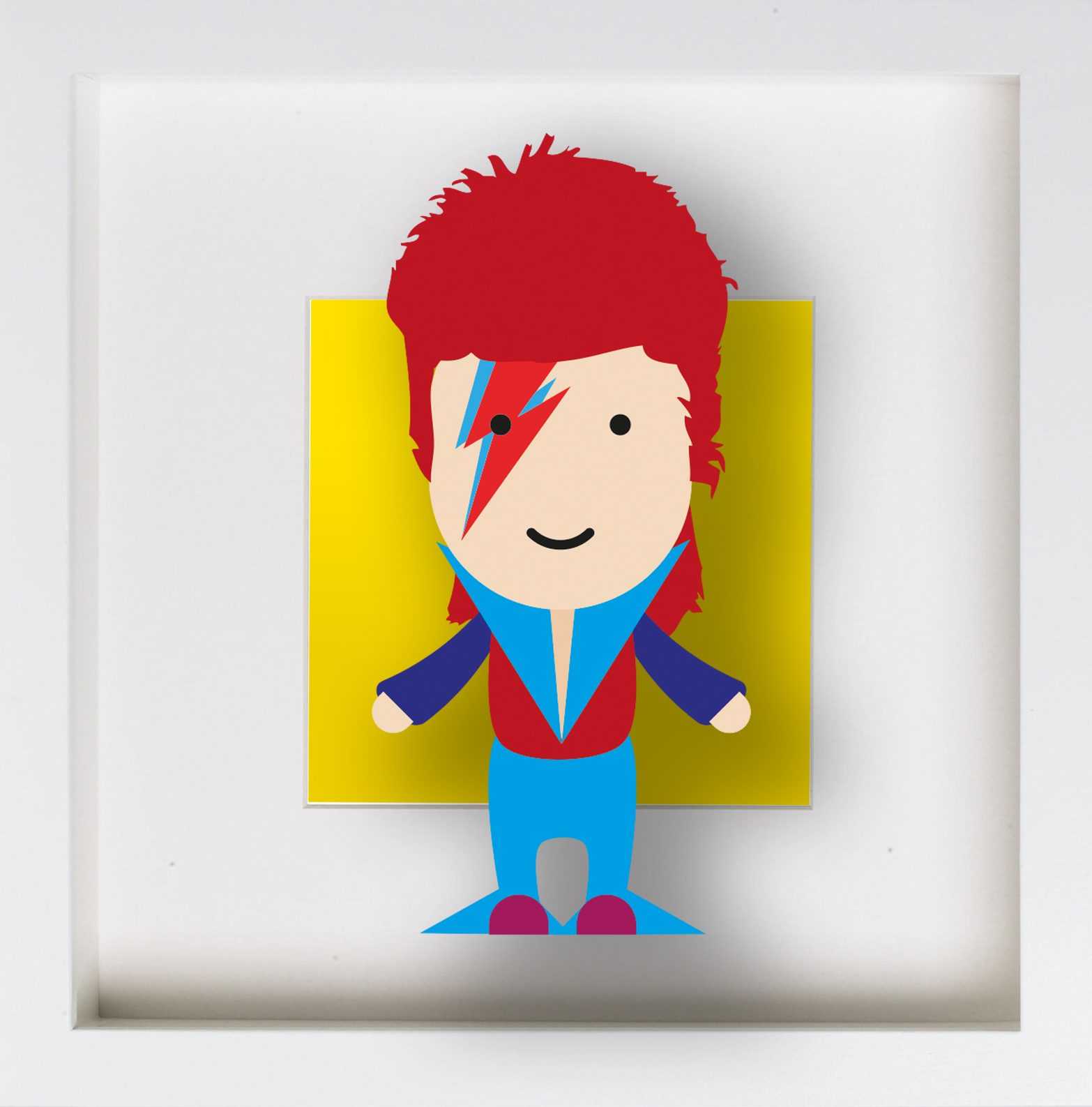 Dead Famous – Bowie – Fintan Wall Design Shop